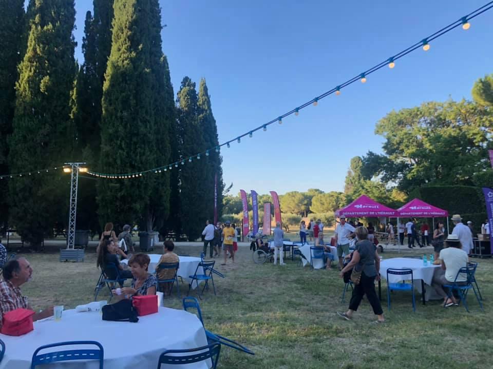 Les artisans Hérault Gourmand régale le Marché Vincoeurs et saveurs au Domaine d'O