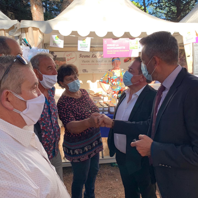 Sud de France fête la qualité au Domaine d'O