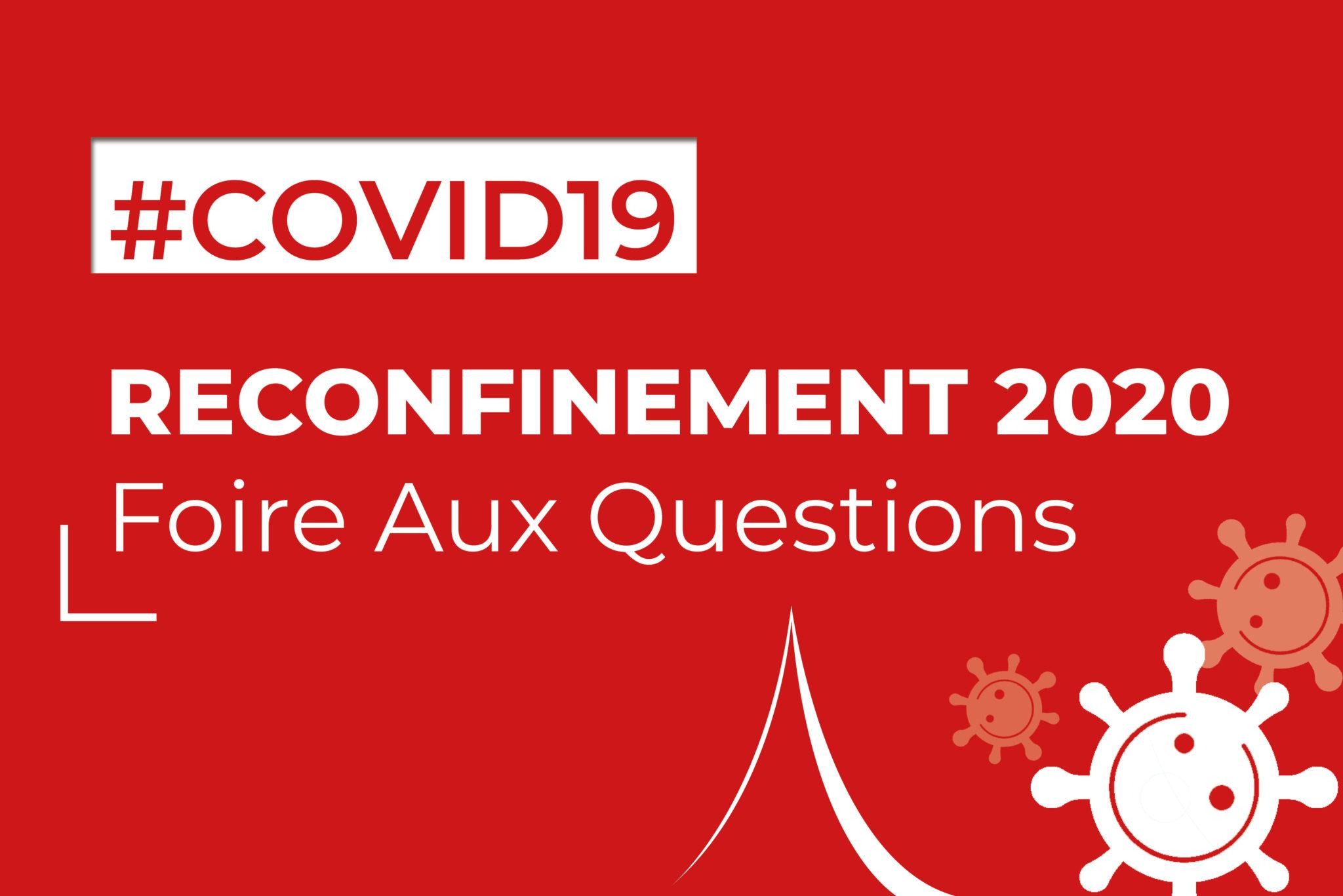 QUESTIONS – REPONSES MESURES COVID – 19