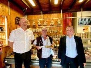 Rencontre des artisans de Saint-Pons-de-Thomières et de La-Salvetat-sur-Agout