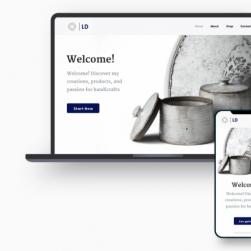 Créer votre boutique en ligne sous Jimdo - BJIM