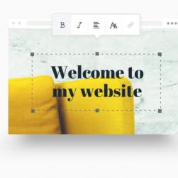 Créer votre site vitrine - JIM